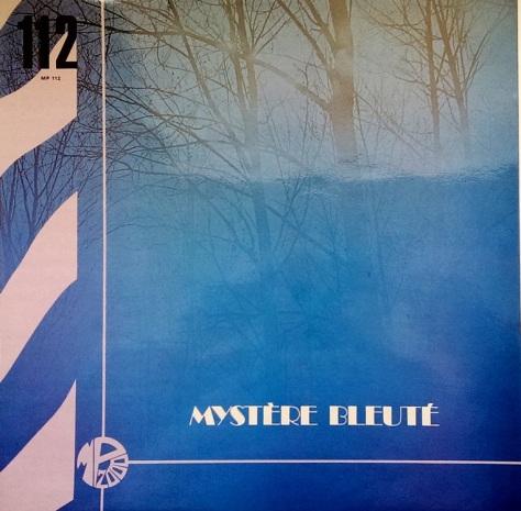 Daniel J White -  Mystère Bleuté