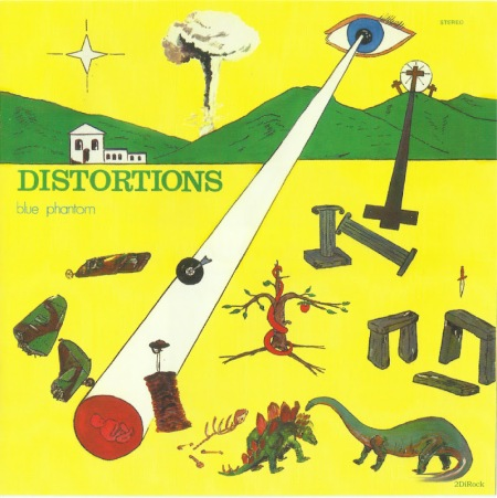 H. Tical - Armando Sciascia - Distortions