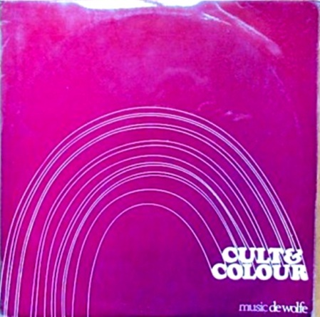 Lee Mason - Cult And Colour - De Wolfe