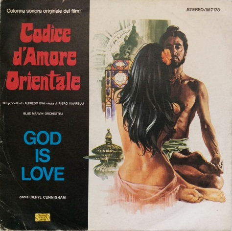 Blue Marvin Orchestra - God is Love - Codice D'Amore Orientale - Alberto Baldan Bembo