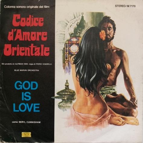 Blue Marvin Orchestra - God is Love - Codice D'Amore Orientale - Alberto Baldan Bembo