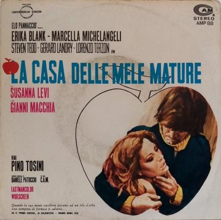 Daniele Patucchi - Tema di Marisa - La Casa Delle Mele Mature