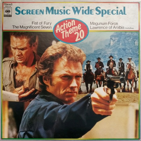 Ensemble Petit Screen Land Orchestra - Magnum Force - Majestyk