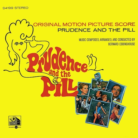 Bernard Ebbinghouse - Prudence And The Pill