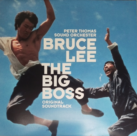 Peter Thomas - The Big Boss
