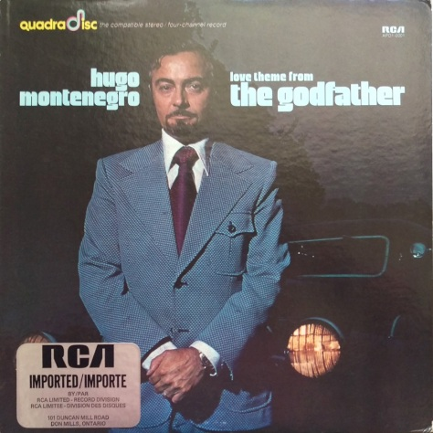 Hugo Montenegro - Love theme from Godfather