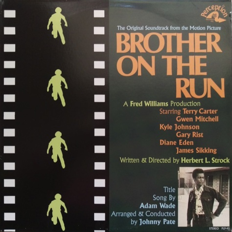 Johnny Pate - Brother on the Run