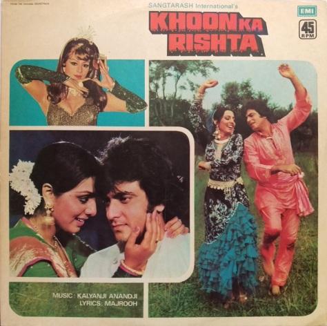 Kalyanji Anandji - Khoon Ka Rishta