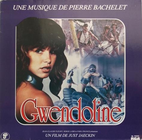 Pierre Bachelet - Gwendoline
