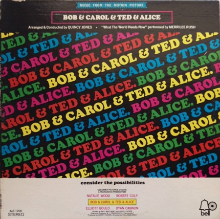 Quincy Jones -Bob & Carol & Ted & Alice