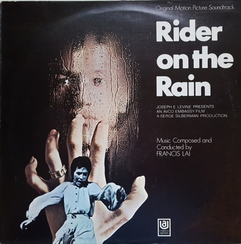 Francis Lai  Rider On The Rain'  -Le Passager De La Pluie