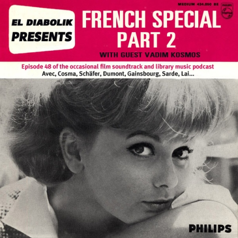 el diabolik's world of psychotronic soundtracks french special 2