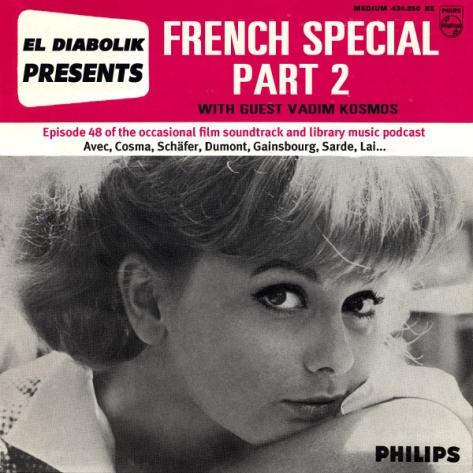 el diabolik's world of psychotronic soundtracks french special 2