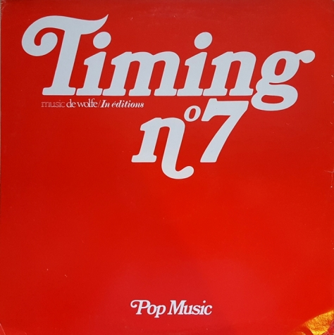 Johanna Group - Timing N° 7 - Pop