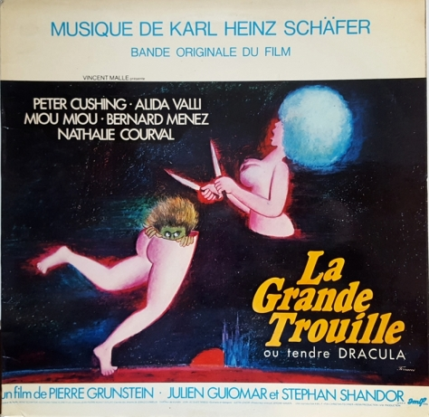 Karl Heinz Schäfer - Tendre Dracula - La grande trouille
