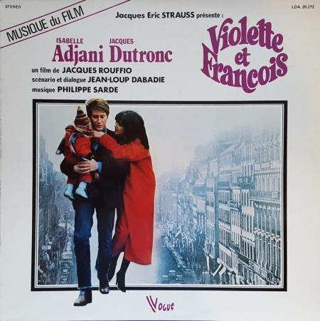 Philippe Sarde – Violette & François