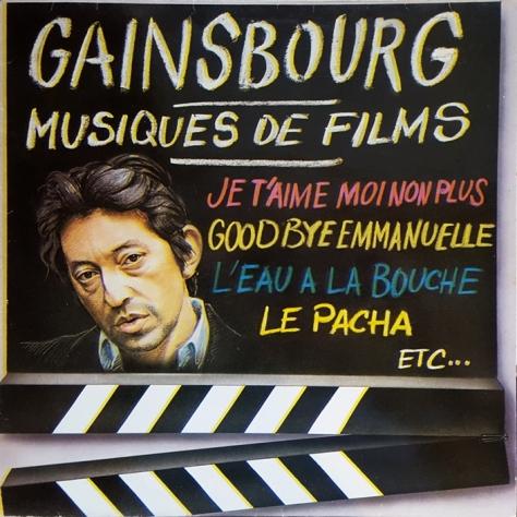 Serge Gainsbourg - Requiem Pour Un C - Le Pacha