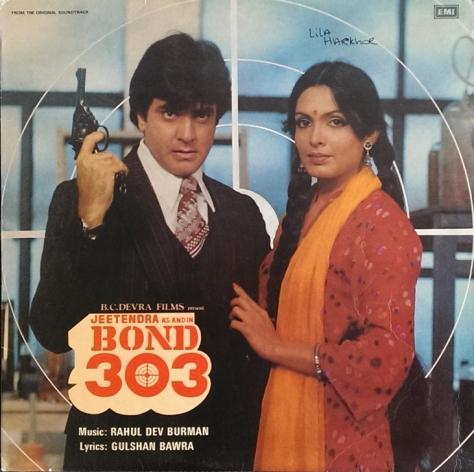 R. D. Burman - Bond 303