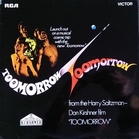 Toomorrow - Hugo Montenegro
