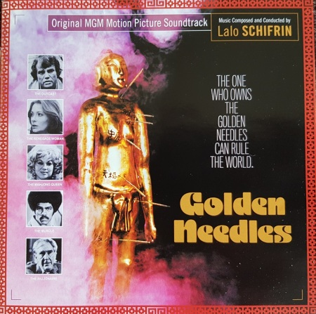 Lalo Schifrin - Golden Needles