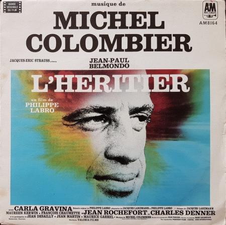 Michel Colombier - L'Heritier
