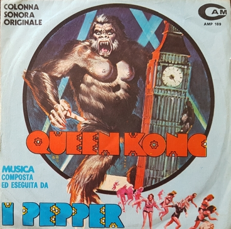 I Pepper ‎– Queen Kong
