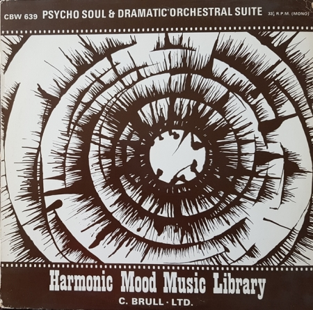 Psycho Soul & Dramatic Orchestral Suite - Harmonic ‎– (CBW 639)