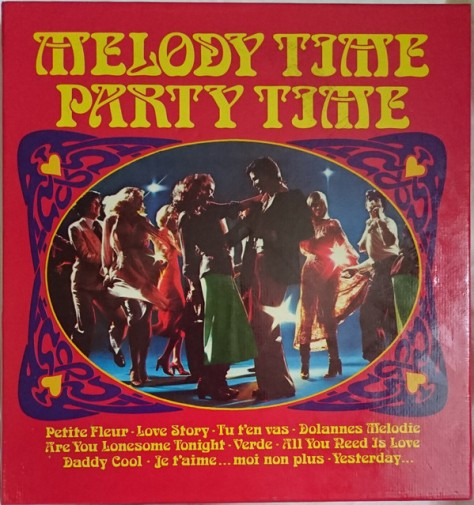 Orchester Werner Twardy - Born Free - Melody Time - Party Time