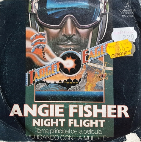 Angie Fisher - Night Flight - Target Eagle