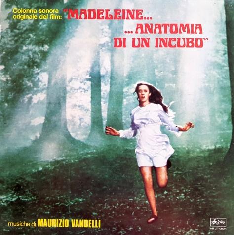 Maurizio Vandelli - Madeleine Anatomia Di Un Incubo