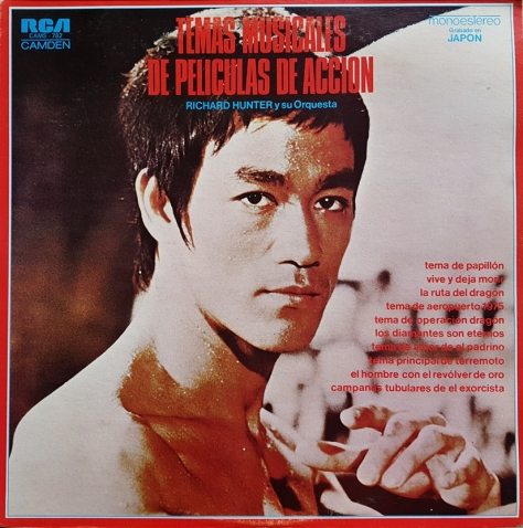 Richard Hunter and Orchestra - Papillon - Temas Musicales de Peliculas de Action