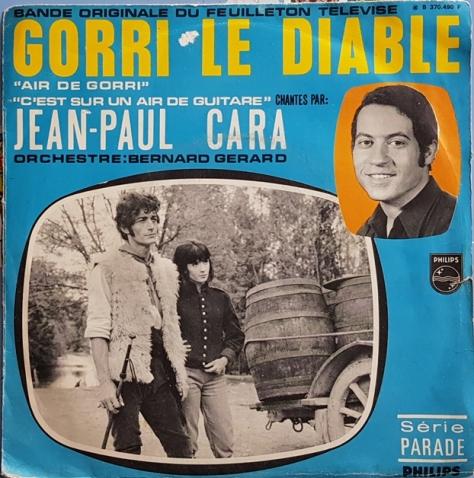 Charles Dumont - Jean-Paul Cara - Gorri le Diable