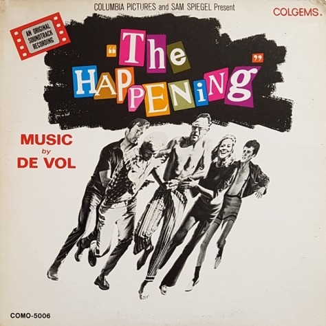 de vol- the happening