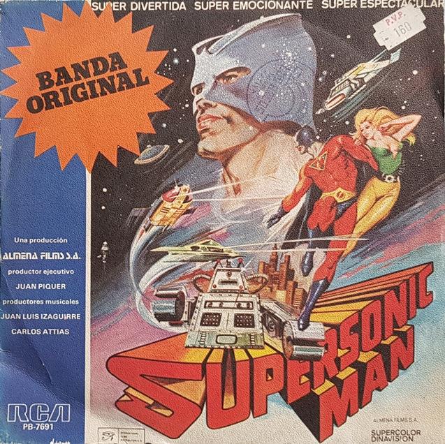 Natura - Supersonic Man