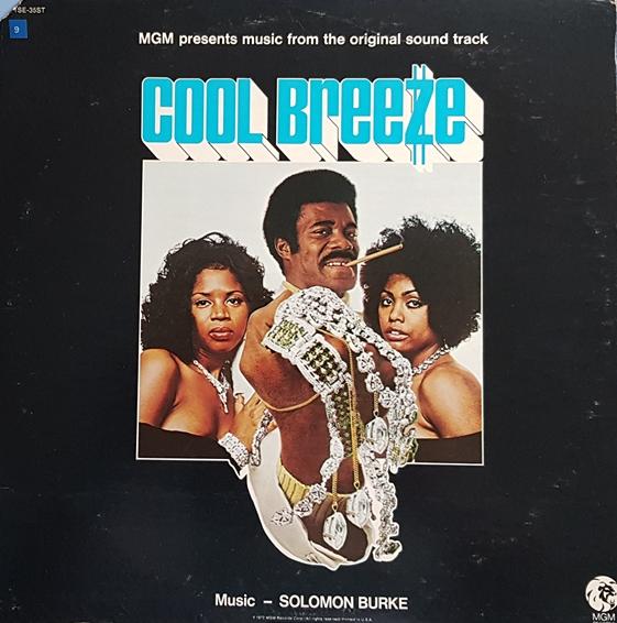 Solomon Burke - Cool Breeze
