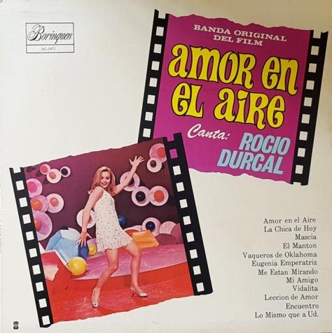 Rocio Durcal - Amor en el aire