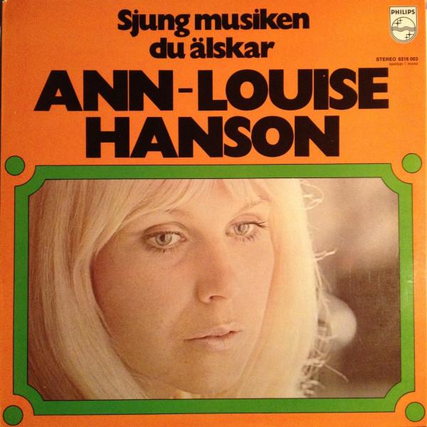 Ann-Louise Hanson – Ett Sällsamt Eko
