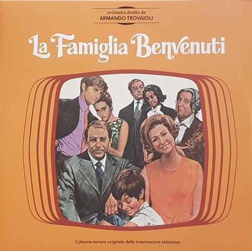 Armando Trovaioli - La Famiglia Benvenuti
