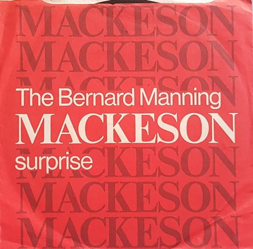 Bernard Manning – The Bernard Manning Mackeson Surprise