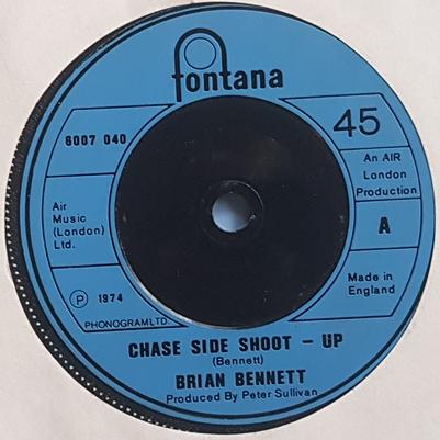 Brian Bennett – Chase Side Shoot-Up
