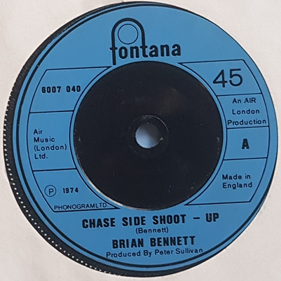 Brian Bennett – Chase Side Shoot-Up