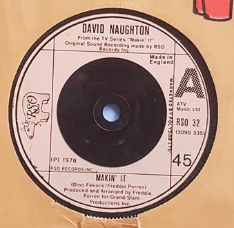 David Naughton – Makin' It
