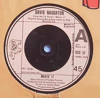 David Naughton ‎– Makin' It