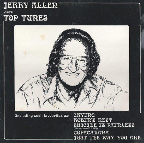 Jerry Allen - Jerry Allen Plays Top Tunes
