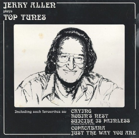 Jerry Allen - Jerry Allen Plays Top Tunes