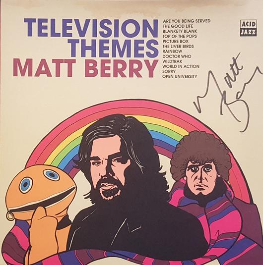 Matt Berry & The Maypoles - Television Themes