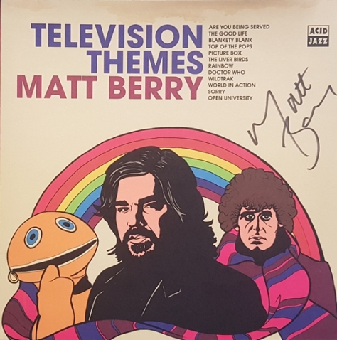 Matt Berry & The Maypoles - Television Themes