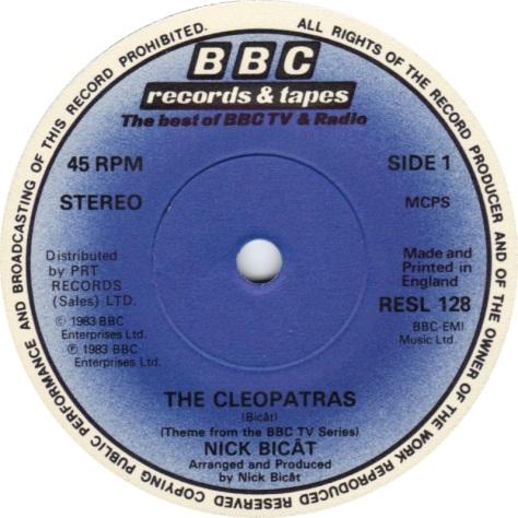 Nick Bicat – The Cleopatras