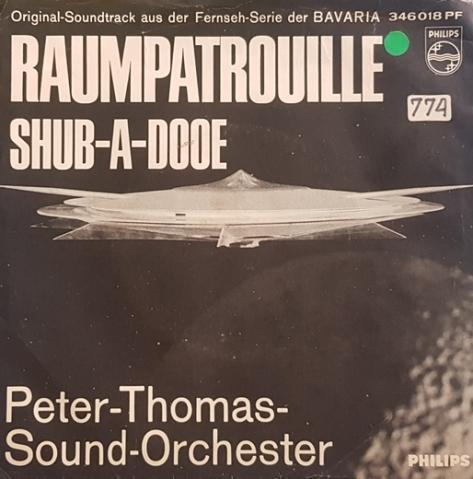 Peter-Thomas-Sound-Orchester – Raumpatrouille