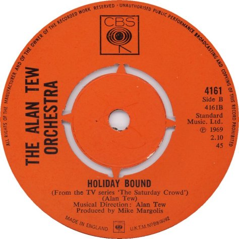 The Alan Tew Orchestra – Holiday Bound